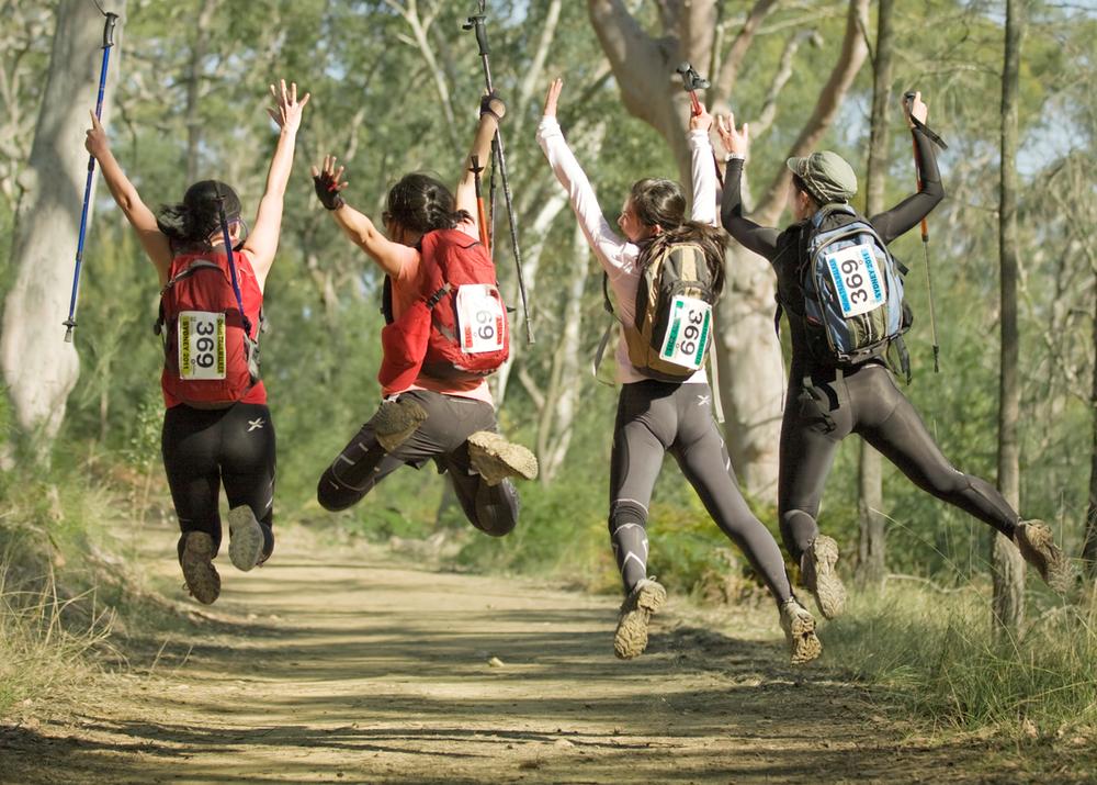 Endurance Training Coastrek