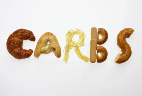 Carbohydrates Endurance training