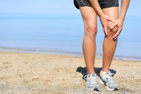 knee injury endurance
